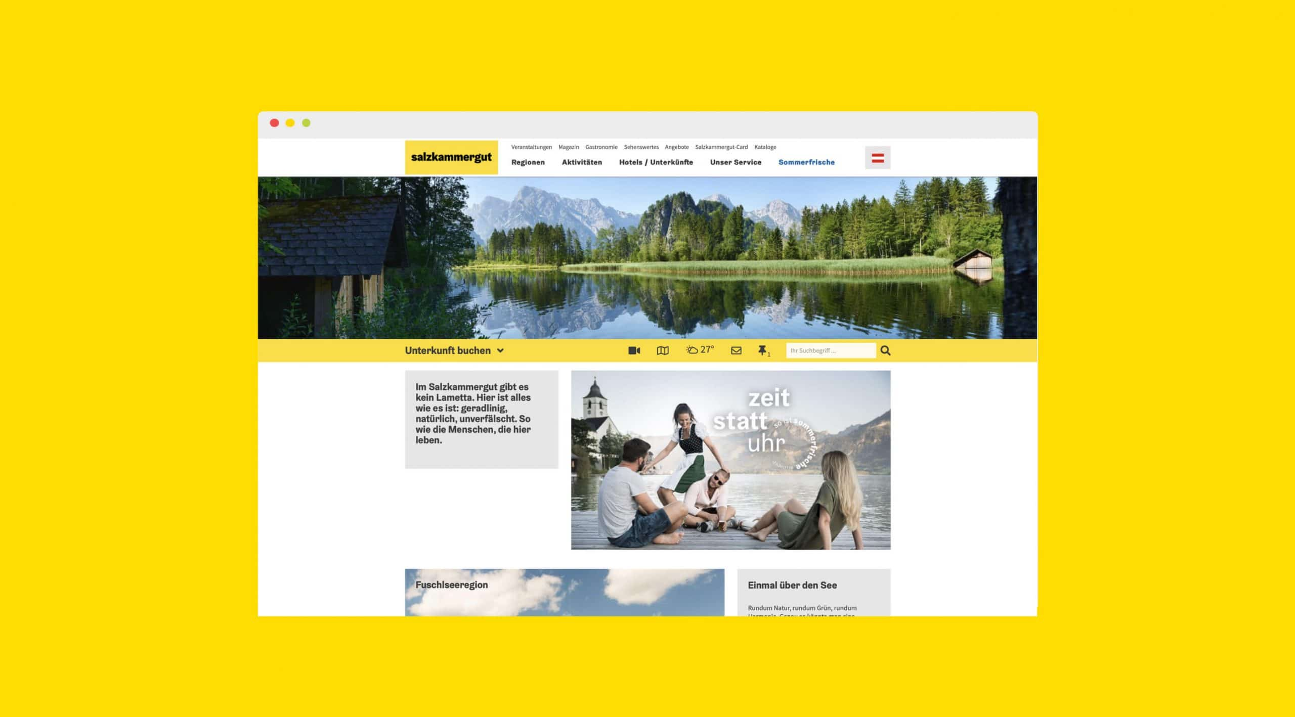 Kampagne Website Digital Projekte Branding Corporate Design Identity