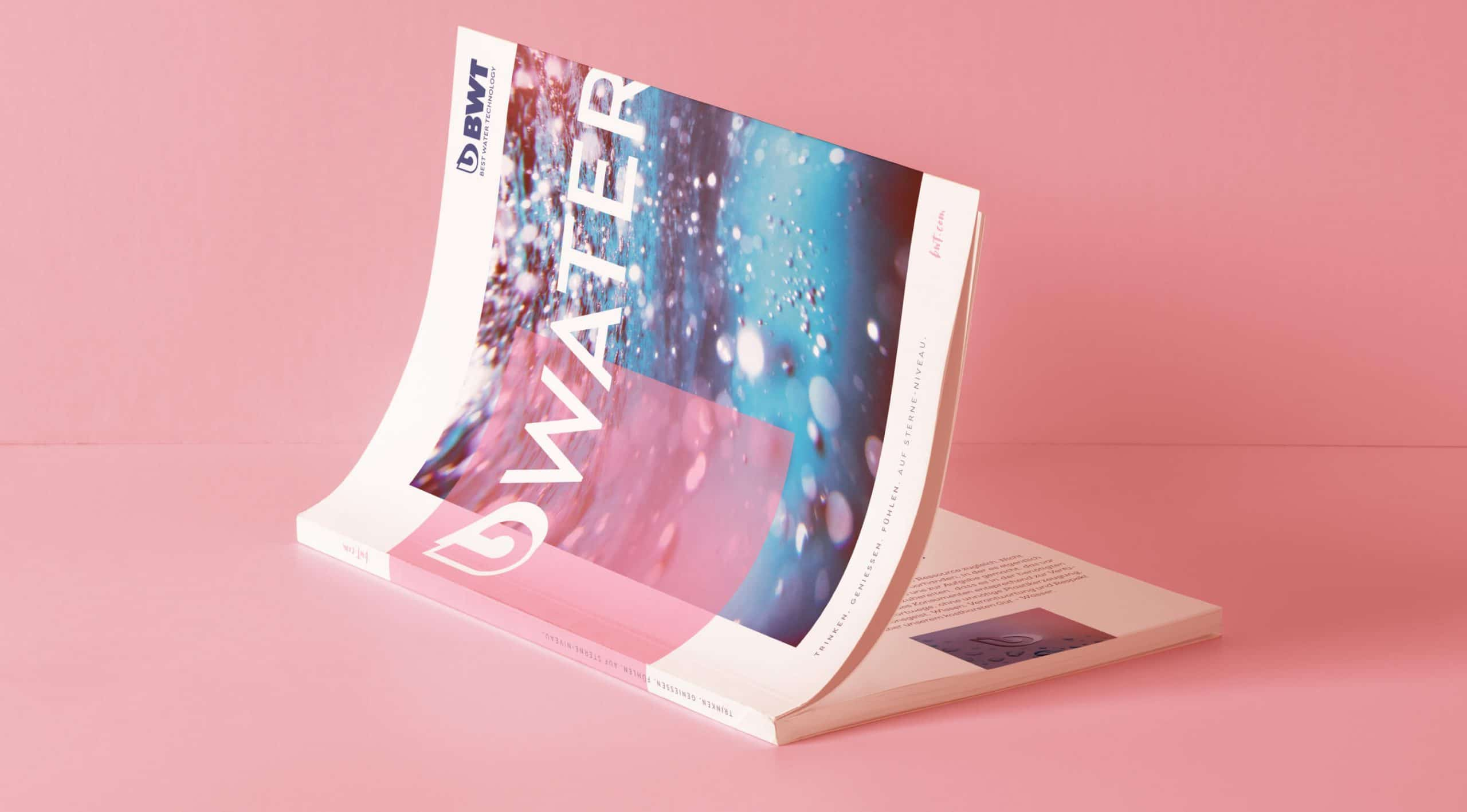 Branding Corporate Design Identity Content Marketing Magazin
