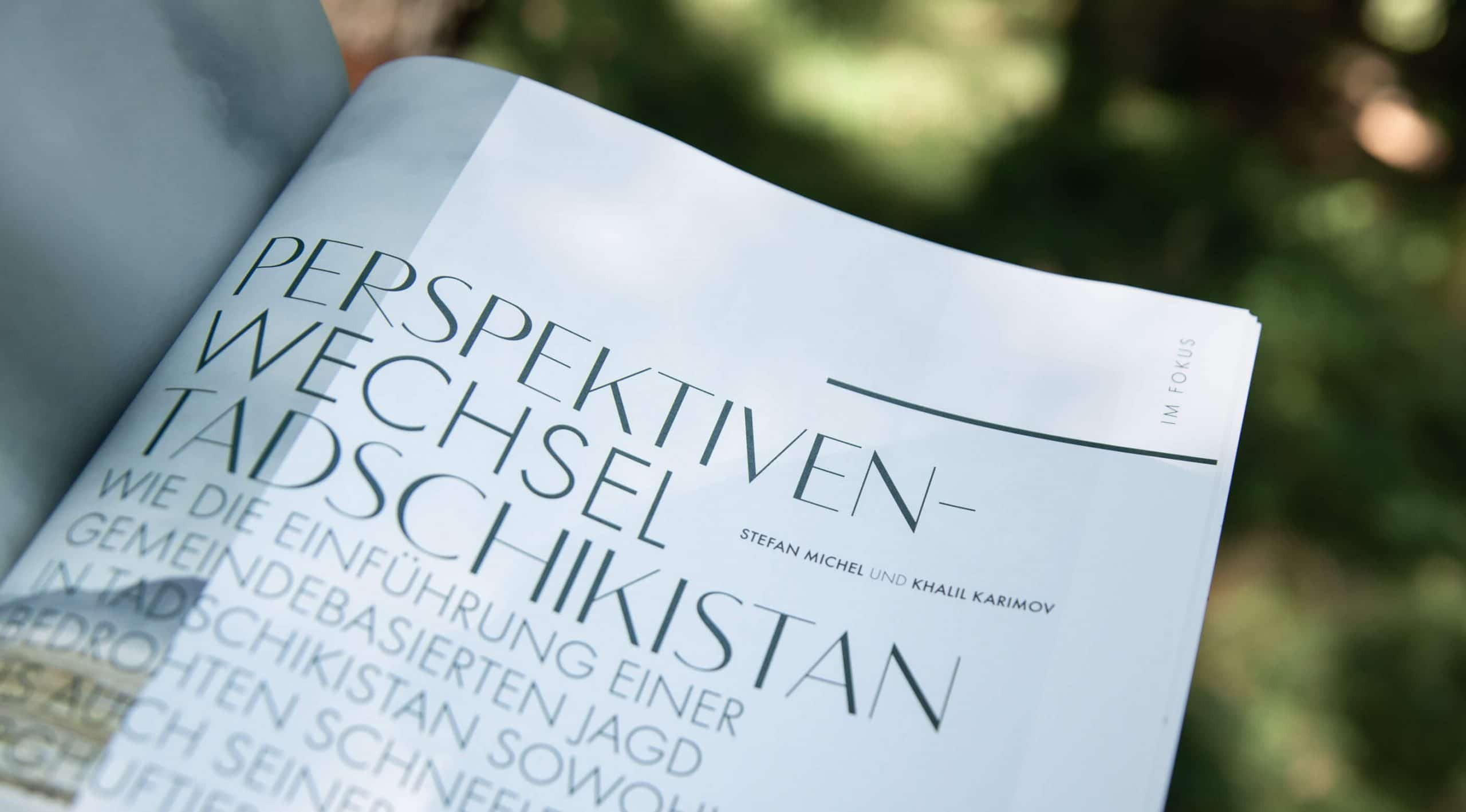 Branding Corporate Identity Content Marketing Magazin Design