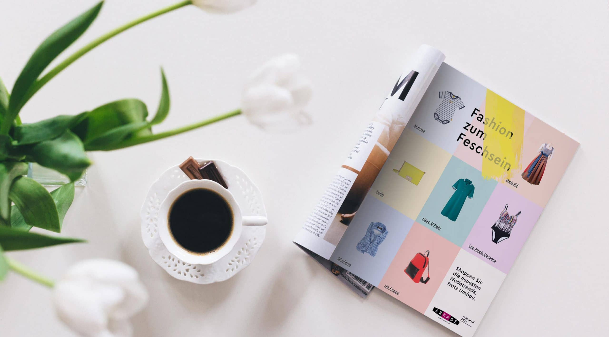Branding Kampagne Design Identity