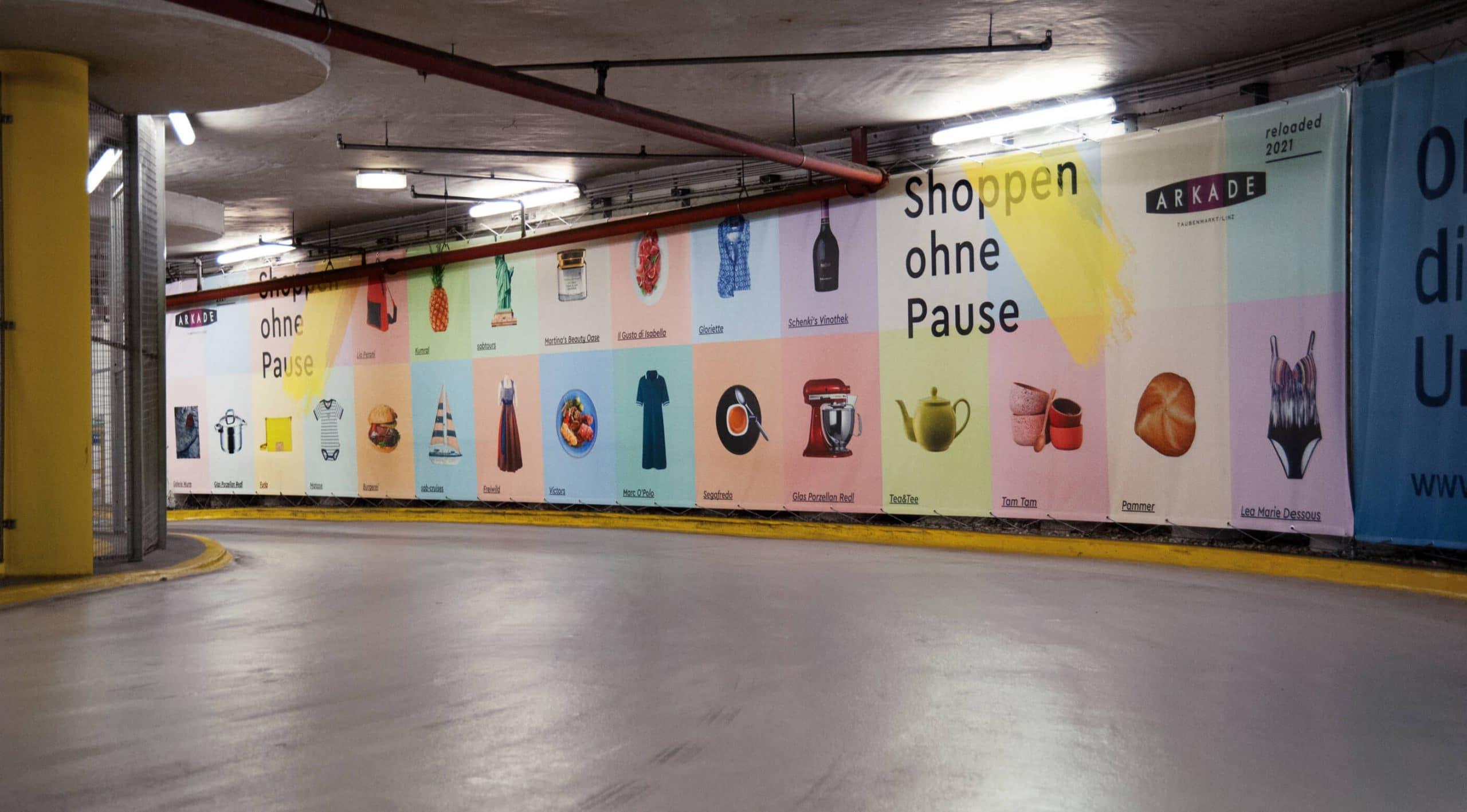 Kampagne Branding Transparent