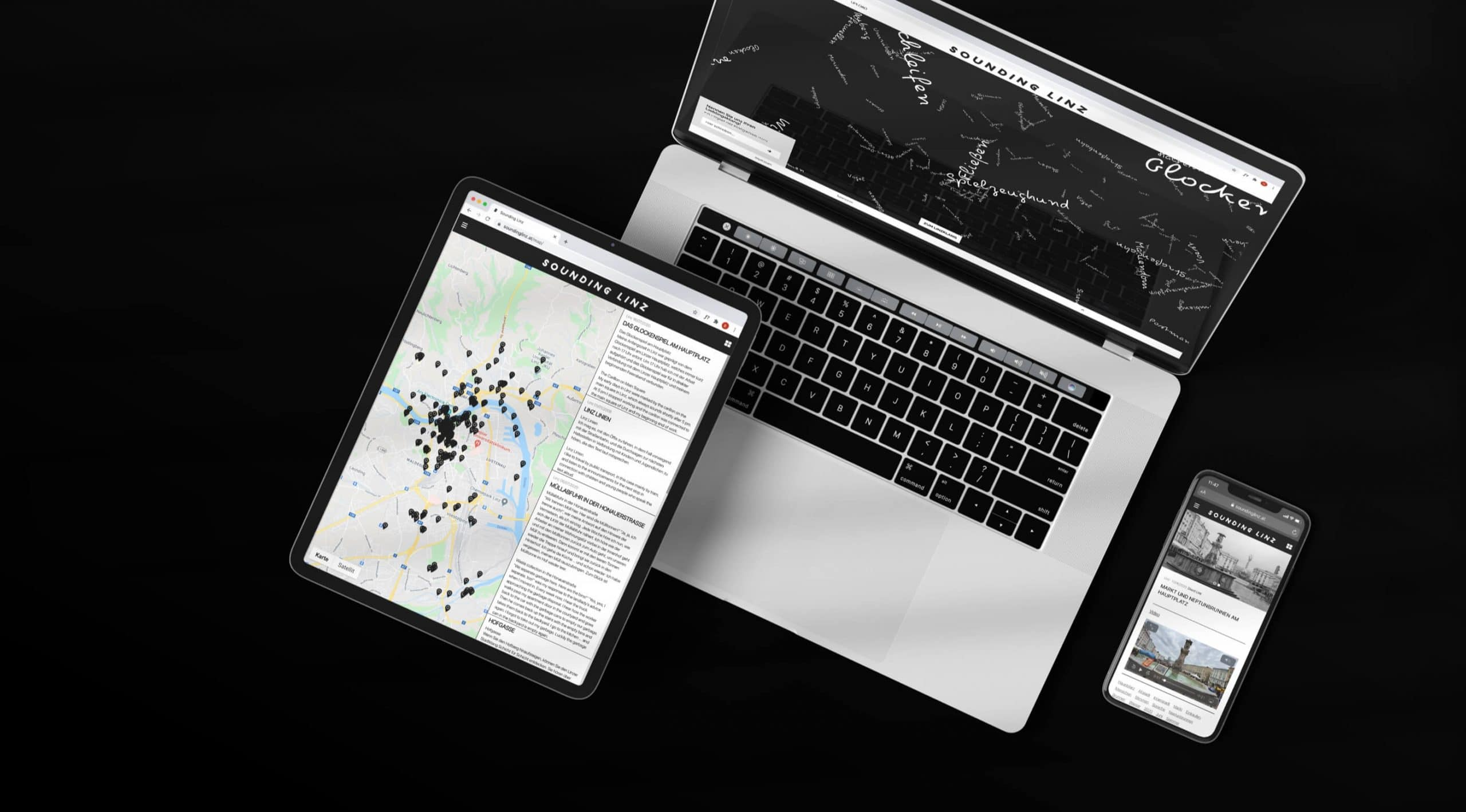 Website Digitale Projekte Branding