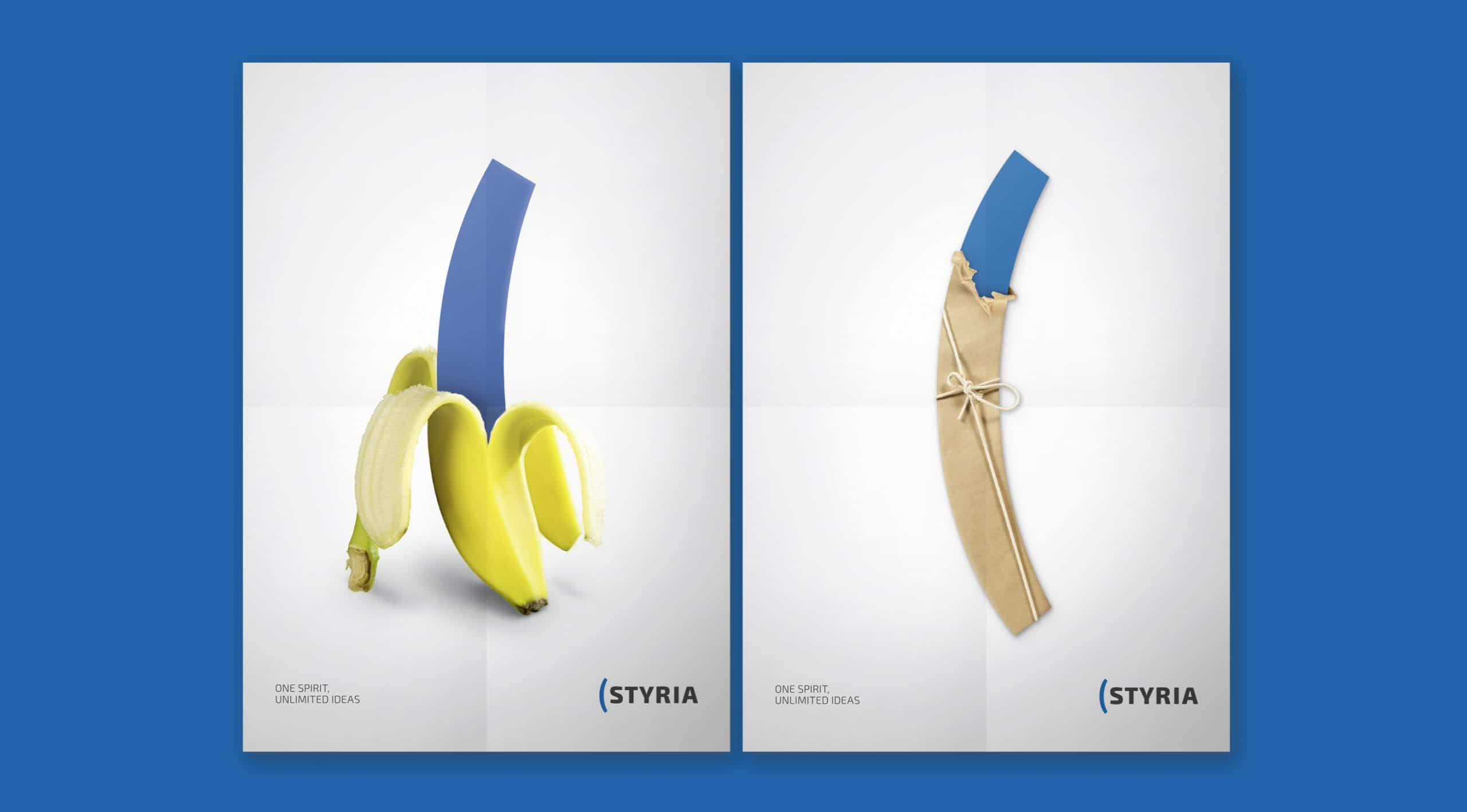 Branding Plakat Design