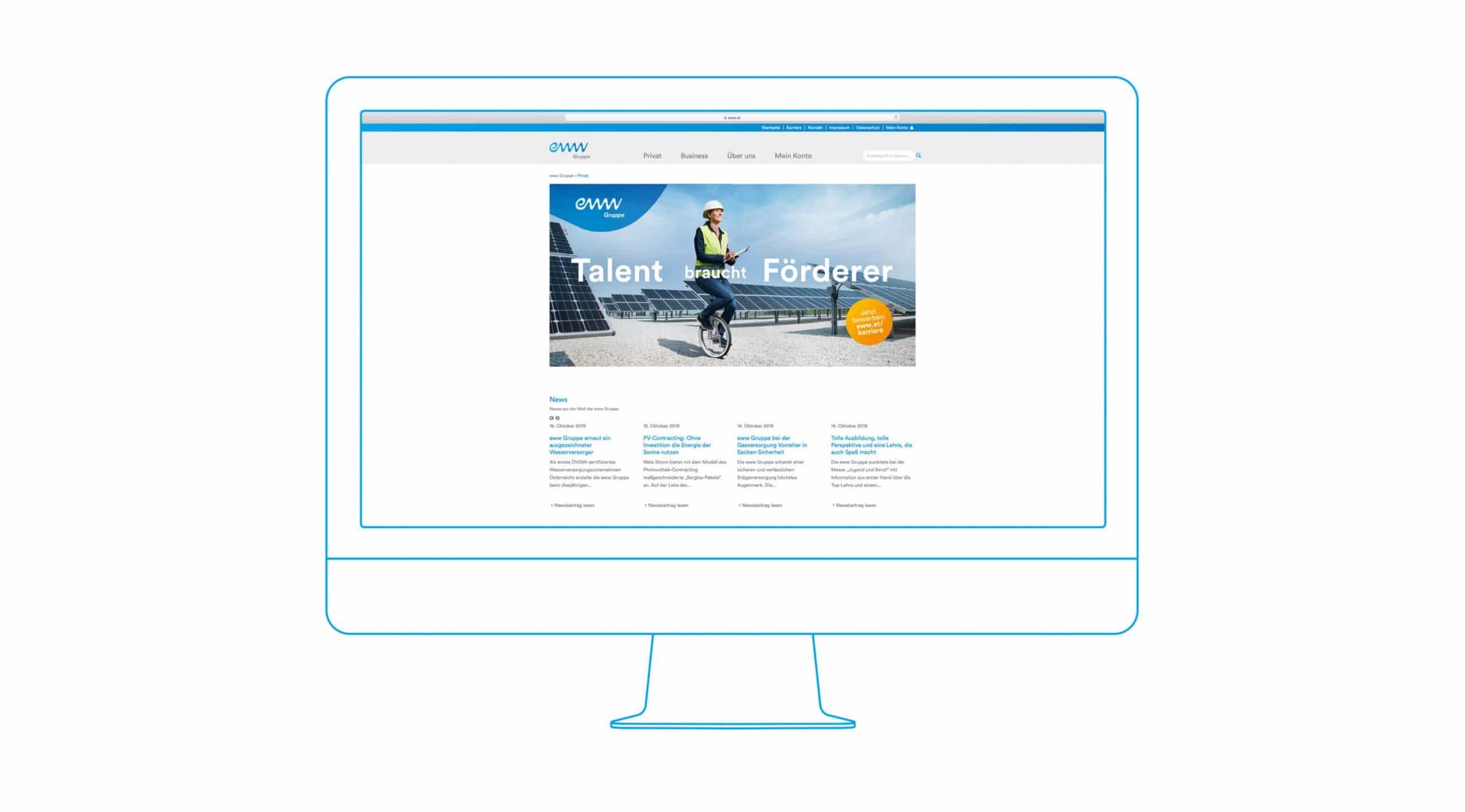 Employer Branding Kampage Online