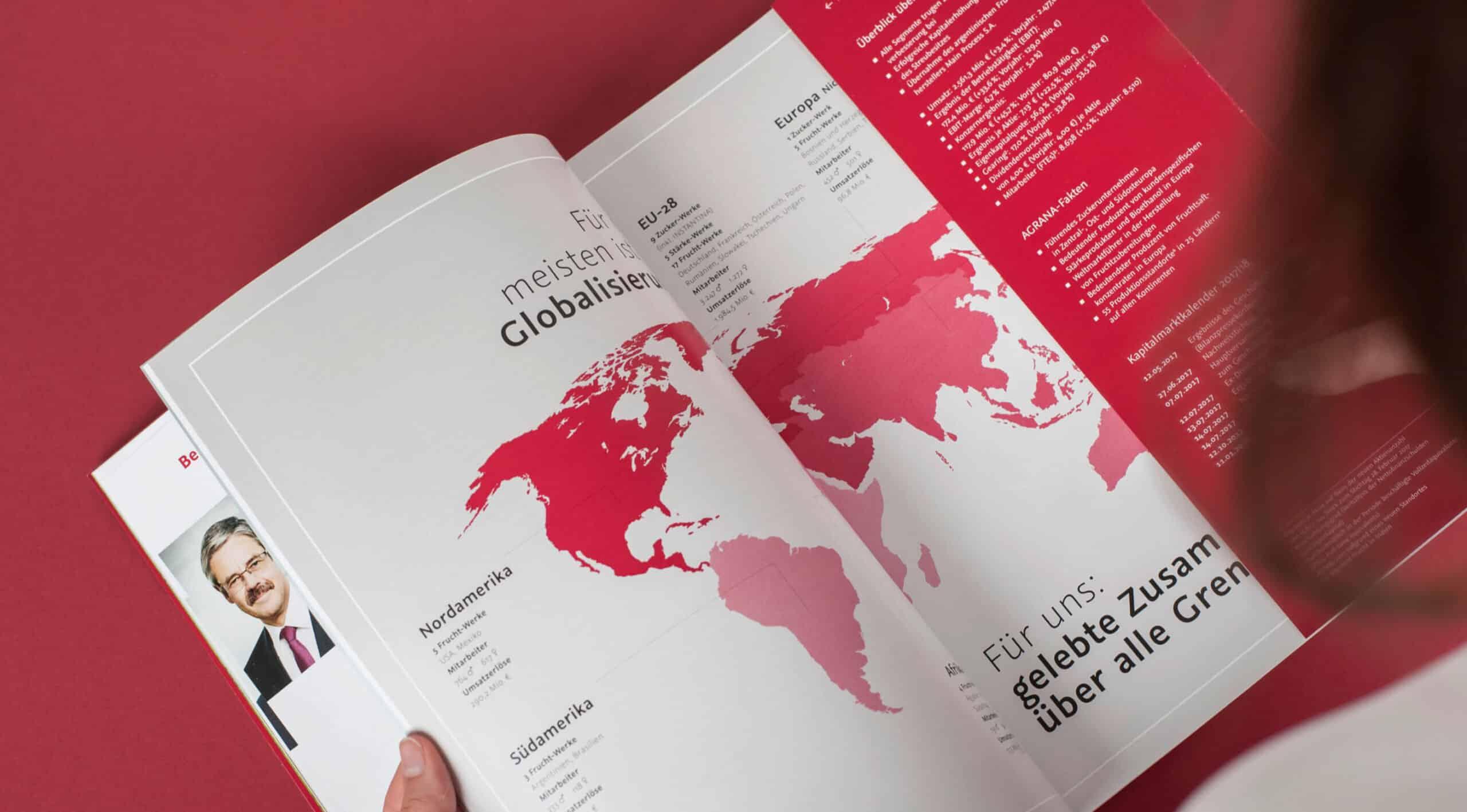 Folder Corporate Design Branding Print